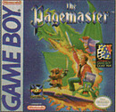 jaquette Gameboy The Pagemaster