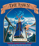 jaquette Amstrad CPC The Pawn