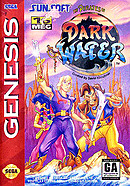 jaquette Megadrive The Pirates Of Dark Water