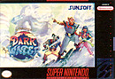 jaquette Super Nintendo The Pirates Of Dark Water