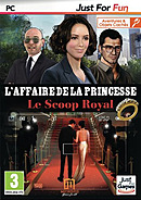 jaquette PC The Princess Case A Royal Scoop