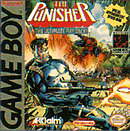 jaquette Gameboy The Punisher Ultimate Payback