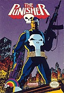 jaquette Nes The Punisher