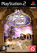 jaquette PlayStation 2 The Quest For Aladdin s Treasure