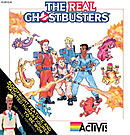 jaquette Amiga The Real Ghostbusters