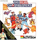 jaquette Amstrad CPC The Real Ghostbusters