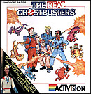 jaquette Commodore 64 The Real Ghostbusters
