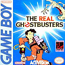 jaquette Gameboy The Real Ghostbusters