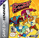 jaquette GBA The Ripping Friends The World s Most Manly Men