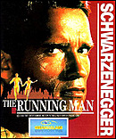 jaquette Commodore 64 The Running Man