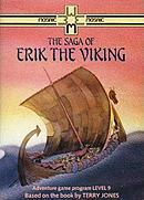 jaquette Amstrad CPC The Saga Of Erik The Viking