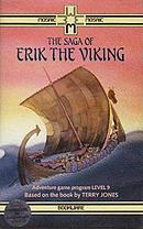 jaquette Commodore 64 The Saga Of Erik The Viking