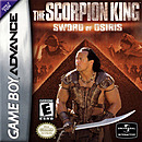jaquette GBA The Scorpion King Sword Of Osiris