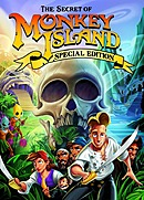 jaquette PC The Secret Of Monkey Island Special Edition