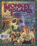 jaquette Amiga The Secret Of Monkey Island