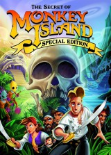 jaquette PlayStation 3 The Secret Of Monkey Island