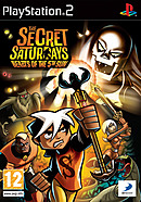 jaquette PlayStation 2 The Secret Saturdays Beasts Of The 5th Sun