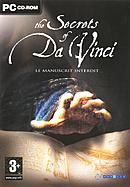 jaquette PC The Secrets Of Da Vinci Le Manuscrit Interdit