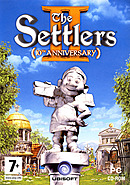 jaquette PC The Settlers II 10th Anniversary