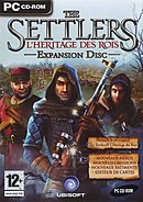 jaquette PC The Settlers L Heritage Des Rois Expansion Disc