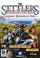 The Settlers : L'Héritage des Rois : Legends Expansion Disc