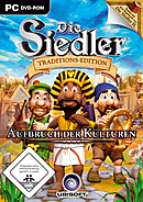 jaquette PC The Settlers Rise Of Cultures