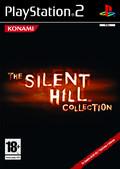 jaquette PlayStation 2 The Silent Hill Collection