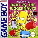 The Simpsons : Bart vs the Juggernauts
