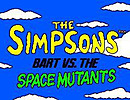 The Simpsons : Bart vs the Space Mutants