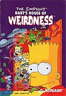 The Simpsons : Bart's House of Weirdness