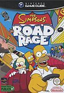 jaquette Gamecube The Simpsons Road Rage
