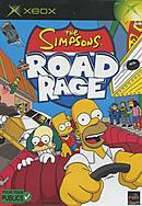 jaquette Xbox The Simpsons Road Rage