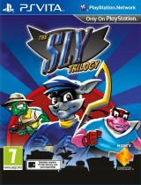 jaquette PS Vita The Sly Trilogy