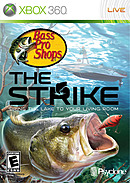 jaquette Xbox 360 The Strike