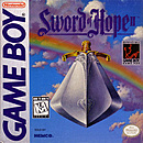 jaquette Gameboy The Sword Of Hope II