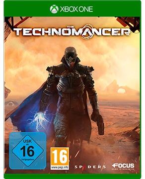 jaquette Xbox One The Technomancer