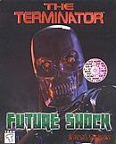 jaquette PC The Terminator Future Shock