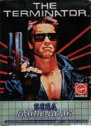 jaquette Game Gear The Terminator