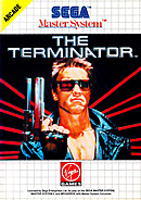 jaquette Master System The Terminator