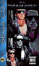 jaquette Mega CD The Terminator