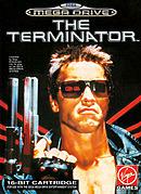jaquette Megadrive The Terminator