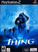 jaquette PlayStation 2 The Thing