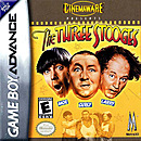 jaquette GBA The Three Stooges