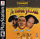jaquette PlayStation 1 The Three Stooges
