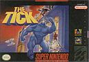 jaquette Super Nintendo The Tick