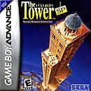 jaquette GBA The Tower SP