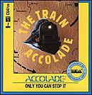 jaquette Commodore 64 The Train Escape To Normandy
