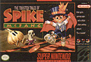 jaquette Super Nintendo The Twisted Tales Of Spike McFang