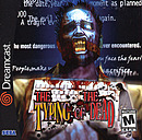jaquette Dreamcast The Typing Of The Dead