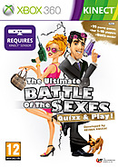 jaquette Xbox 360 The Ultimate Battle Of The Sexes